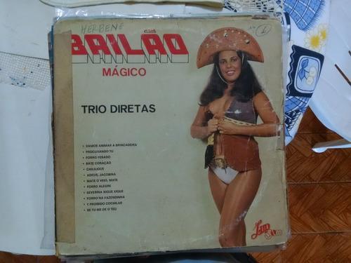 lp bailao magico trio diretas