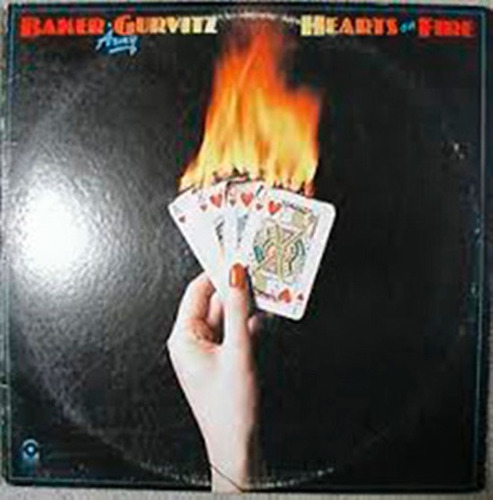 lp baker gurvitz - hearts on fire ab
