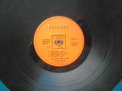 lp banda chicago p/1974