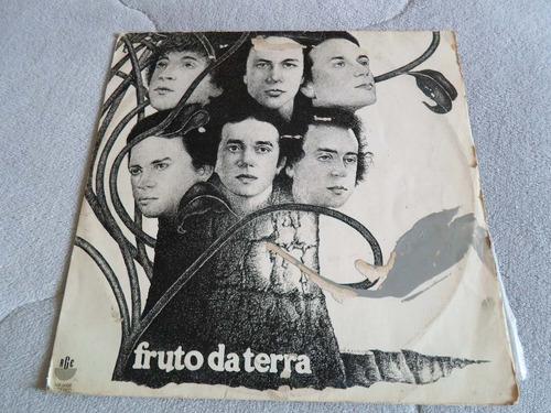 lp banda fruto da terra/ ano 1981