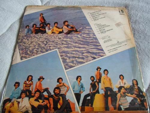 lp banda trepidant´s / são francisco river / ano 1980