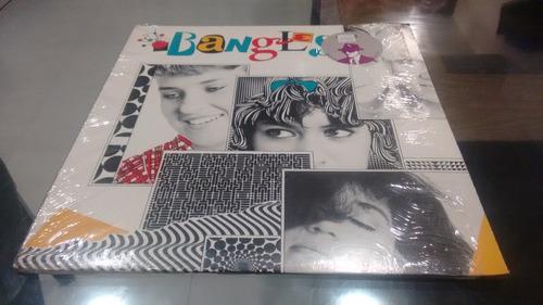 lp bangles homonimo importado en acetato,long play