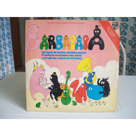 Lp. Barbapapa 1978.