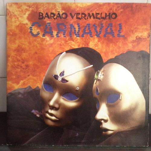 lp barão vermelho - carnaval