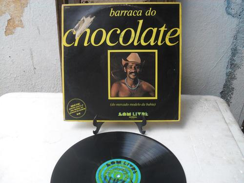 lp barraca do chocolate
