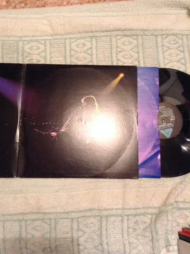 lp barry manilow live