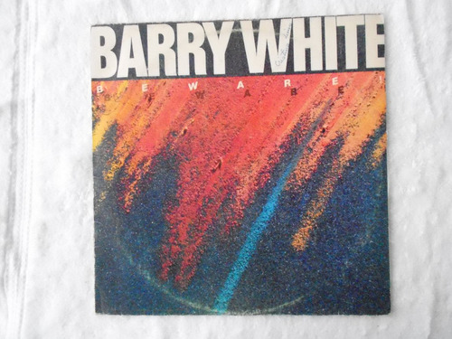 lp barry white p/1981- beware