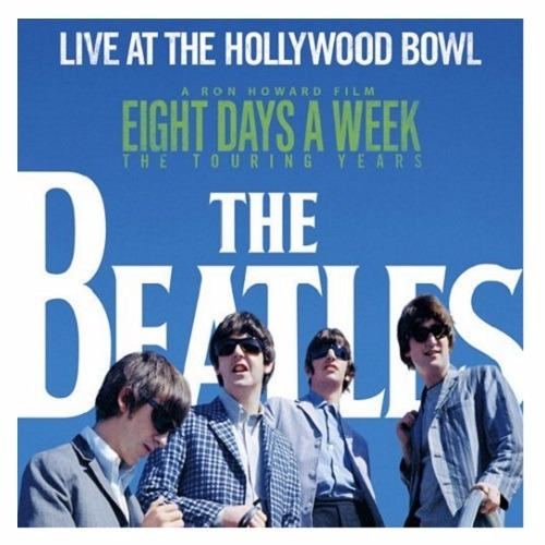 lp beatles live at the hollywood bowl 180gr