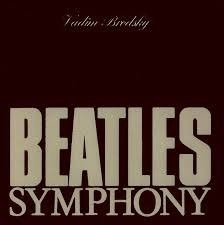 lp beatles symphony - vadim brodsky - 1986