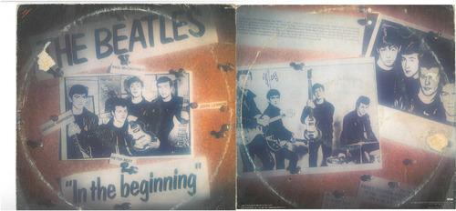 lp beatlles in the beginning