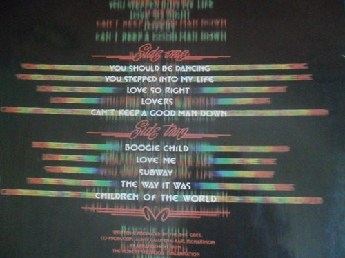 lp bee gees children o the world