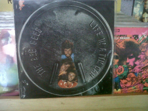 lp bee gees life in a tin can
