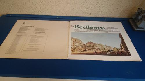 lp beethoven - concerto n 5 para piano e orquestra opus 73