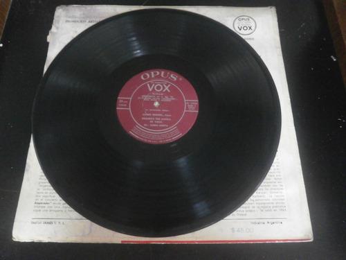 lp beethoven - concerto nº5 el emperador, disco vinil