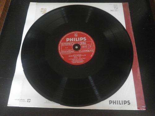 lp beethoven - messe en ut majeur, disco vinil, ano 1978