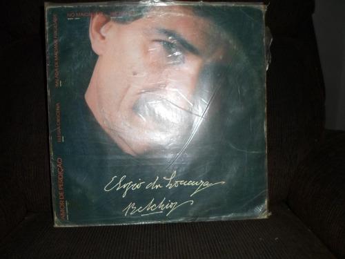 lp - belchior / elogio da loucura / philips / 1988