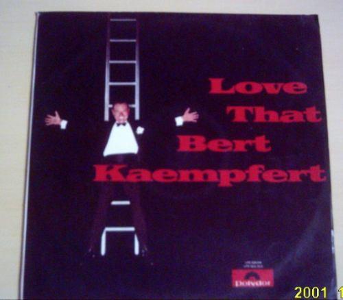 lp bert kaempfert love that 1969 mono polydor