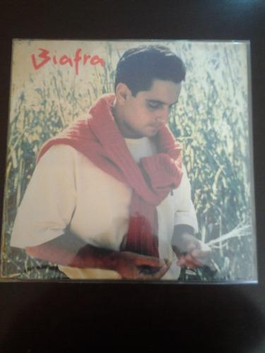 lp biafra - 1989. com encarte.