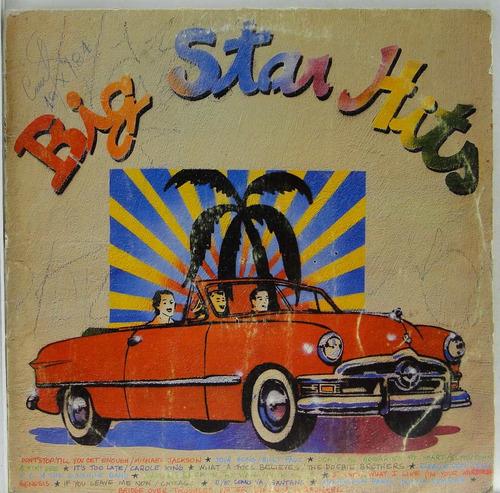 lp big star hiys - sucessos incriveis da musica pop - be002