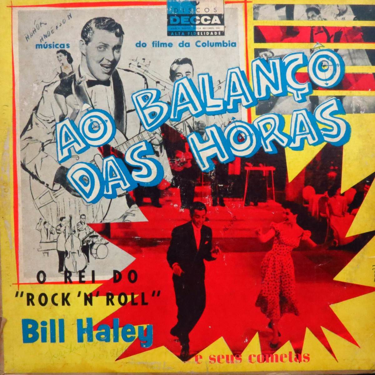 bill haley e seus cometas