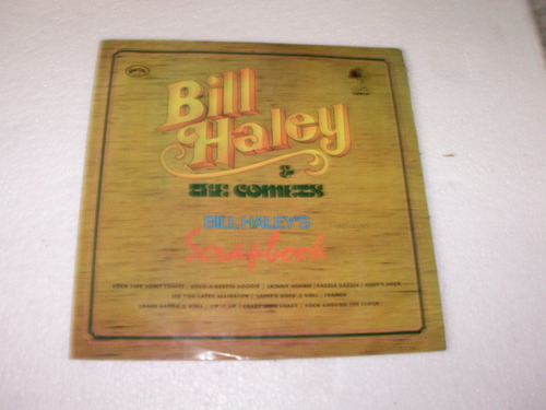 lp bill haley & the comets-scrapbook-