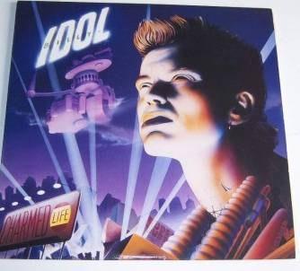 lp billy idol charmed life chrysalis 1990 nacional