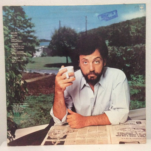 lp billy joel 1982