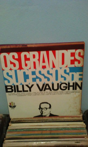 lp billy vaughn os grandes sucessos