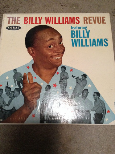 lp billy williams