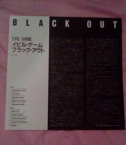 lp black out - evil games