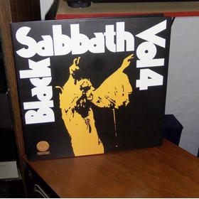 Lp Black Sabbath Vol. 4 Vertigo 180 Gr Gatefold Made In Eu