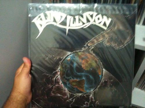 lp blind illusion the same asylum metallica slayer kreator