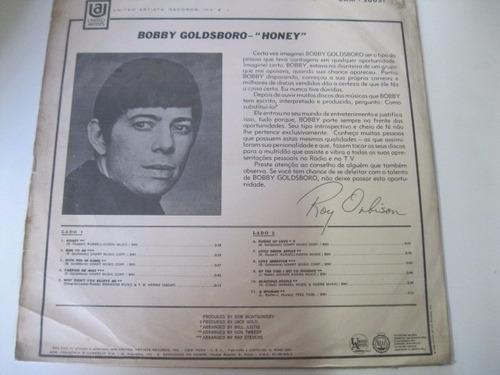 lp  =  bobby goldsboro - honey