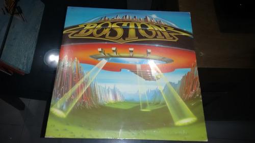 lp boston dont look back en formato acetato,long play