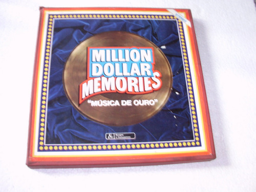 lp box 9 discos million dollar memories, musica de ouro