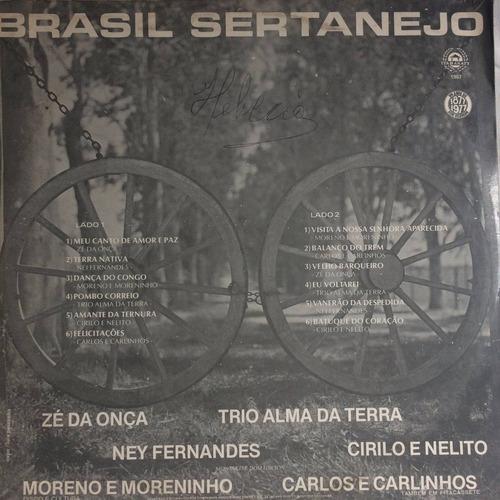 lp brasil sertanejo (hbs)