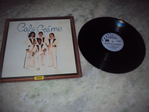 lp café creme - beatles love - 1977