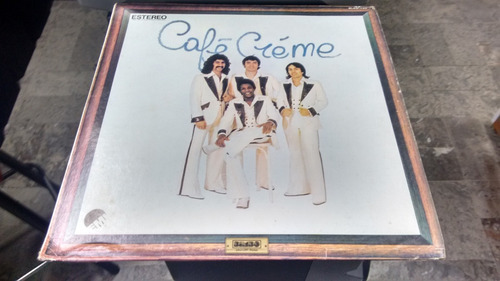 lp cafe creme homenaje a los beatles en acetato,long play