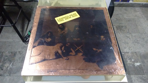 lp canned heat the new age imp en formato acetato,long play