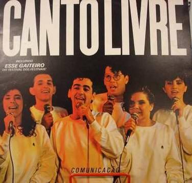 lp   -   canto livre   -   comunicação  -  1985