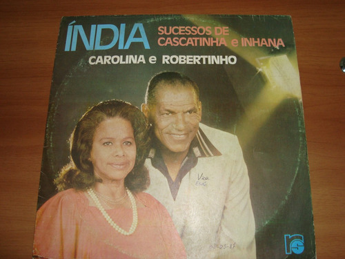 lp carolina e robertinho