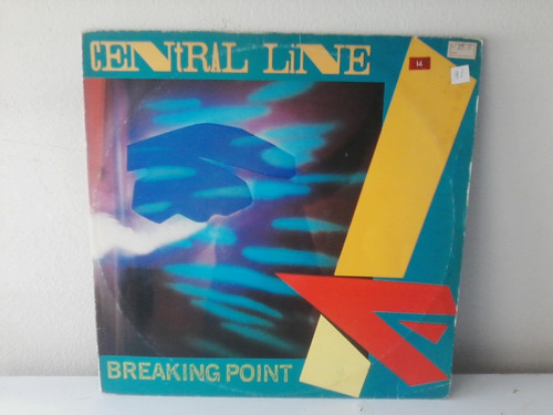 lp central line -  breaking point