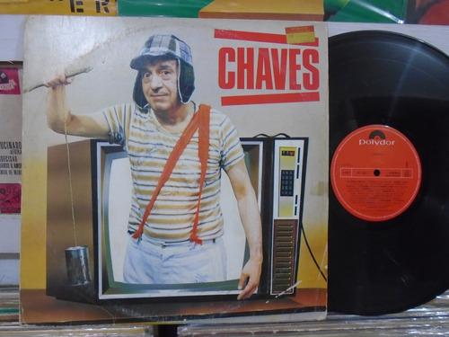lp - chaves / polydor / 1989