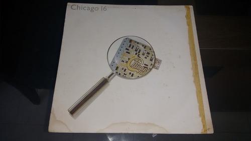 lp chicago 16,formato acetato,long play