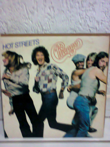 lp chicago hot streets capa dupla 1978