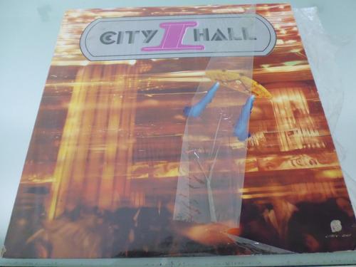 lp / city hall / i / nacional / vinyl /