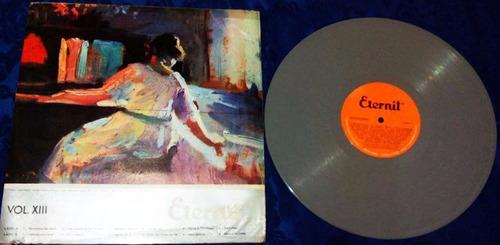 lp clasico eternit 13 temas 1978 vinilo