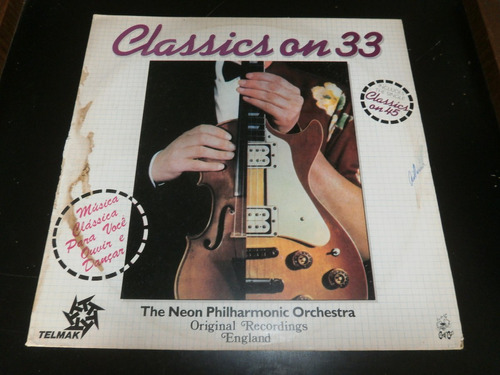 lp classics on 33 - the neon philharmonic orchestra, 1982