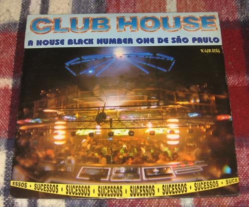 lp club house - a house black number one de são paulo