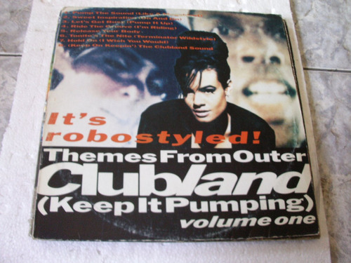 lp clubland keep it pumping